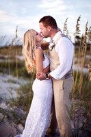 Valerie & Aaron, Beach Wedding, St Pete Beach, FL